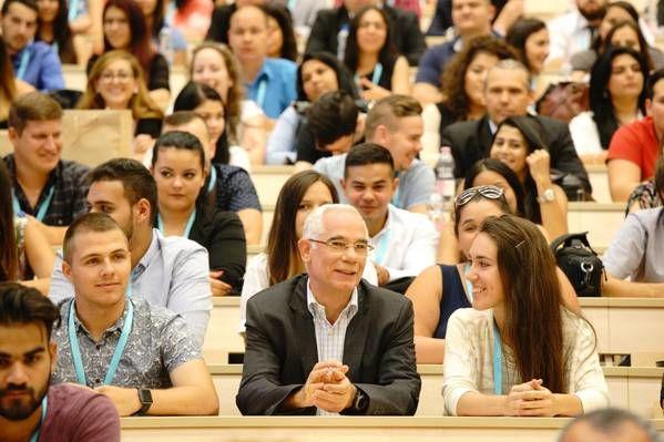 Miniszteri fórum a diákokkal