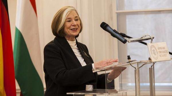 Prof. Ursula Männle, Vorsitzende der Hanns-Seidel-Stiftung, Staatsministerin a.D.